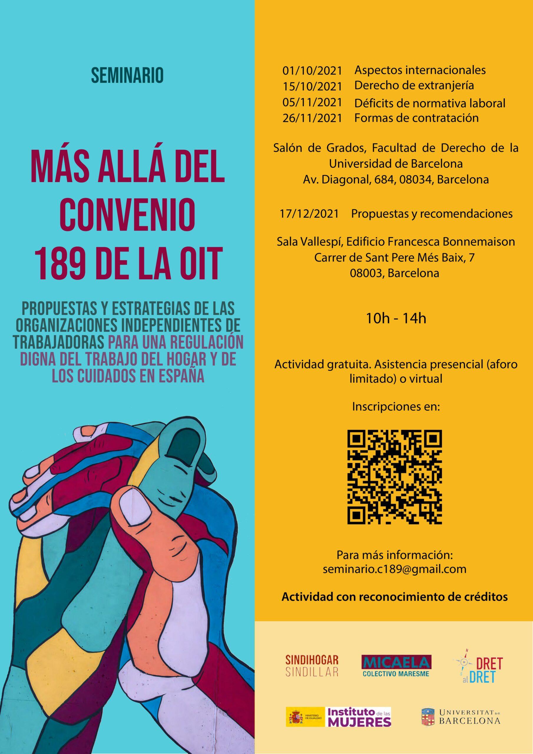 Read more about the article Más allá del Convenio 189 de la OIT