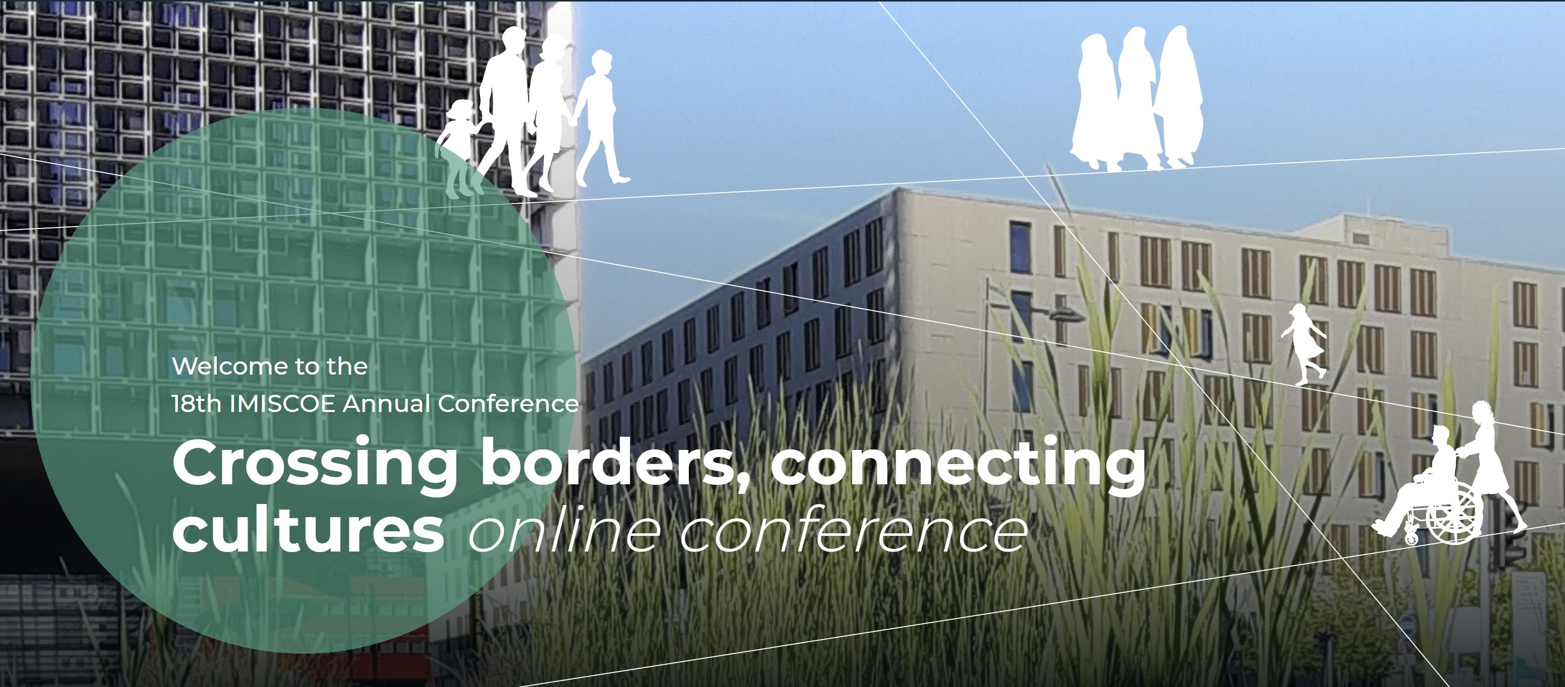 """Read more about the article Marisela Montenegro en la Conferencia Anual de IMISCOE Annual Conference """"Cruzando fronteras, conectando culturas"""""""