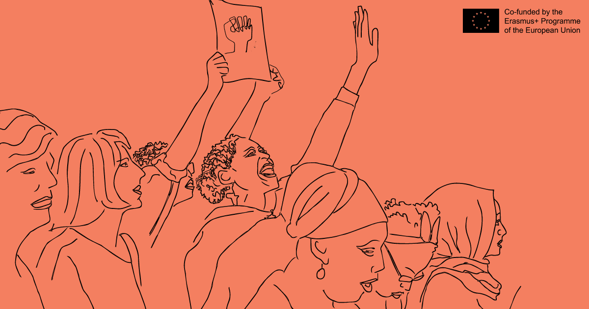 """BRIDGES ONLINE Summer School: """"Building solidarities. Feminist and Anti-racist Practices in Higher Education"""" (29th June – 23th July 2021)"""