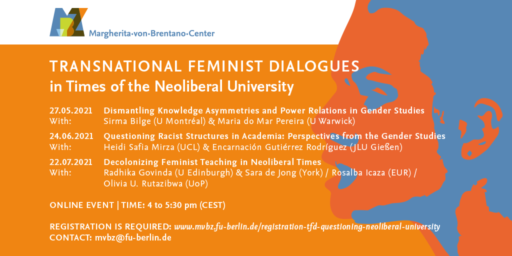 You are currently viewing Transnational Feminist Dialogues in Times of the Neoliberal University