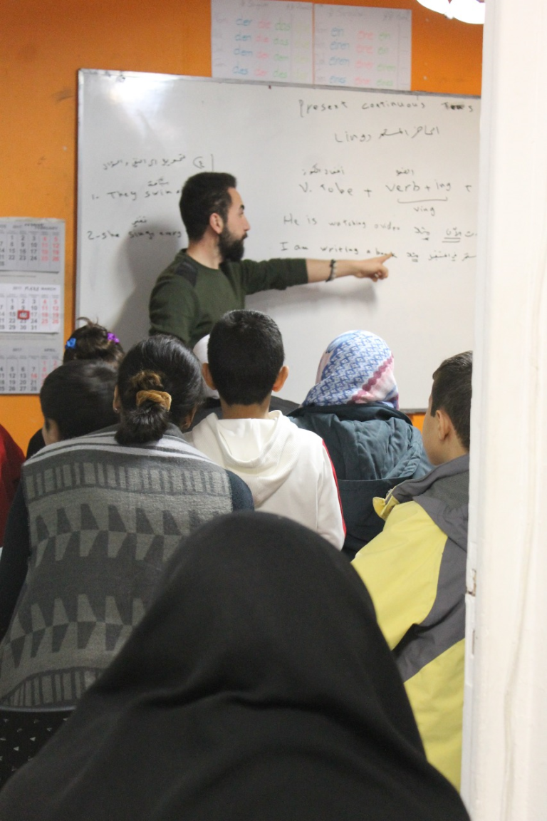 Read more about the article Launch of the reviewed Za'atar's Teachers' Handbook