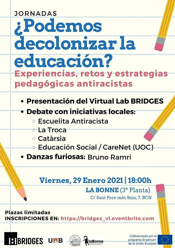 Next Virtual Lab presentations (De-centered Multiplier Events)